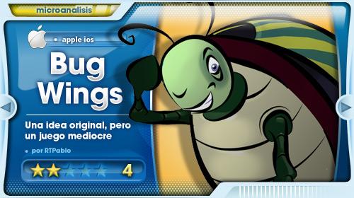 Análisis de Bug Wings para iOS