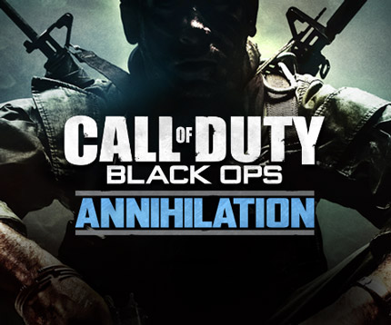 Call of Duty: Black Ops Annihilation, the same again as well