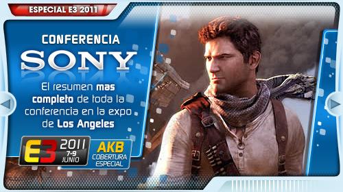 [E3 2011] Conferencia de Sony