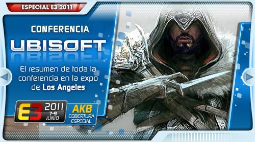[E3 2011] Conferencia Ubisoft