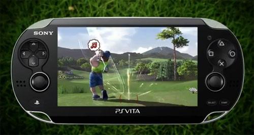 [E3 2011] El golf para todos regresa a PS Vita
