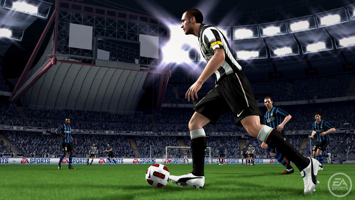 FIFA 12: Crouch vs Villa y la inteligencia artificial del juego.