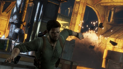 Uncharted 3: Videos gameplay a raudales de la beta que deberías tener YA!