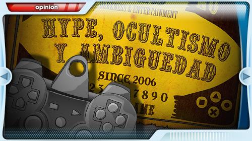 [Reflexiones E3] Hype, ocultismo y ambigüedad