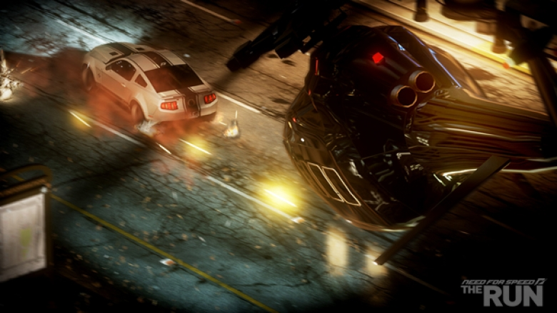 [E3 2011] – Gameplay de Need for Speed The Run sólo para tus ojos