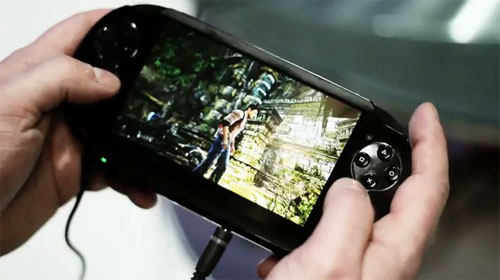 [E3 2011] Uncharted Golden Abyss, Wipeout 2084 y SoundShapes moviendose en la NGP-Vita