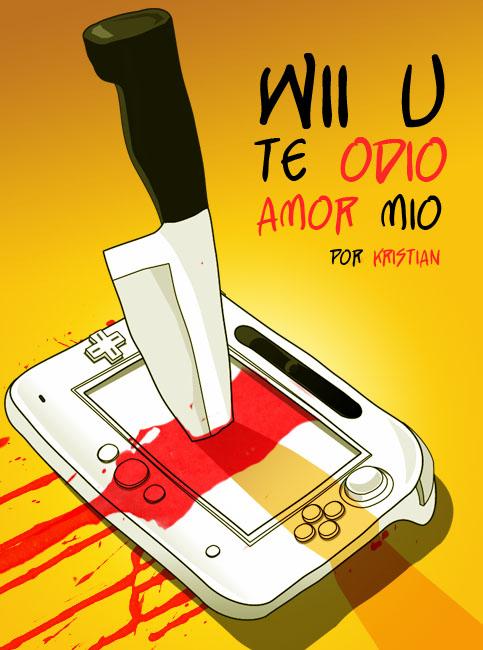 [Reflexiones E3] Wii U: te odio, amor mío