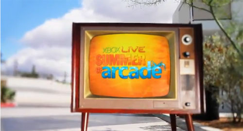 Vuelven el Summer Live Arcade a Xbox Live