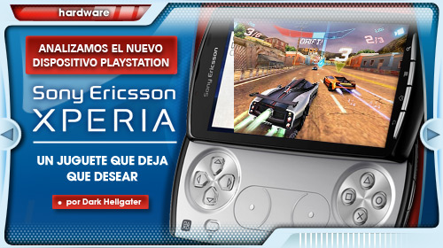 Análisis de Sony Ericsson Xperia Play