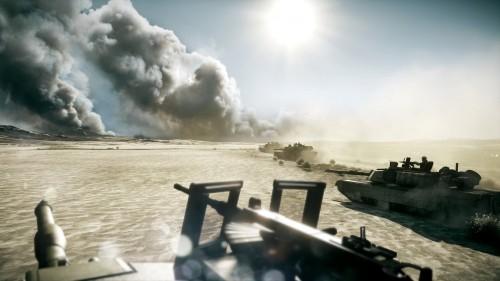 Vete preparando, la beta de Battlefield 3 comienza en Septiembre