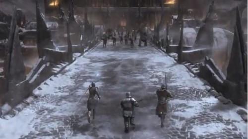 Van un enano, un hombre y una elfa… Tráiler de El Señor de los Anillos: La Guerra del Norte