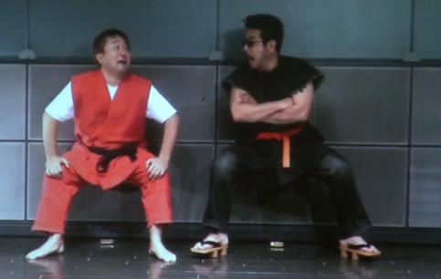 Lo que pasa en la Comic-con se queda en la Comic-Con: Ono vs Harada