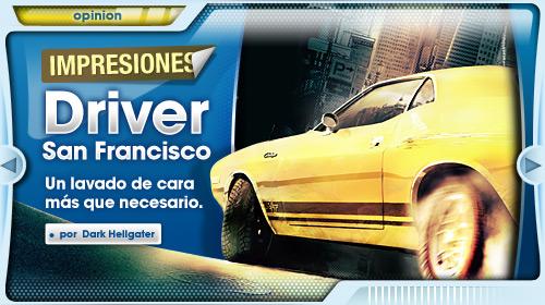 Impresiones Driver: San Francisco