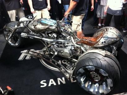 La Chopper de Gears of War
