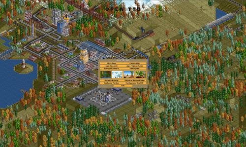 Transport Tycoon Deluxe, uno de los mejores juegos de la historia, disponible para Mac. Y gratis.