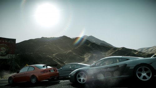 Need For Speed The Run tiene un tufo a Hot Pursuit que no se lo aguanta