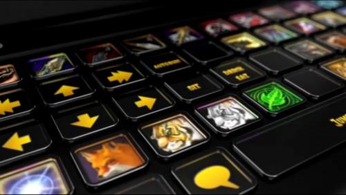 ¿Te ríes de la gente que juega con teclado? Yo que tú no lo haría.