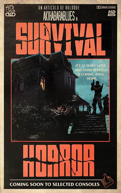 """Receta para cocinar un buen """"Survival Horror"""""""