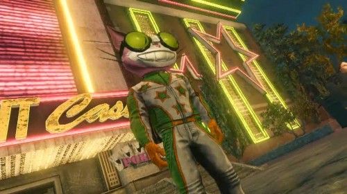 El Profesor Genki en Saints Row: The Third ¡WTF!