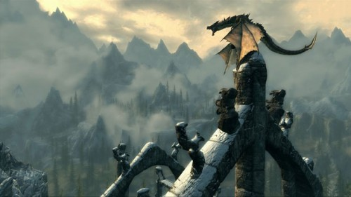 Novedades draconianas en TES V: Skyrim