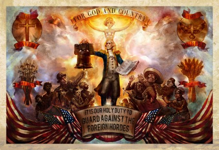 2 minutos de Bioshock Infinite, el mejor juego del E3 2011