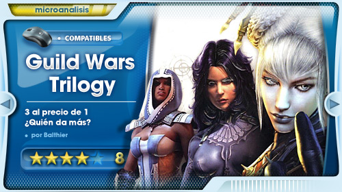 Análisis de Guild Wars Trilogy para PC