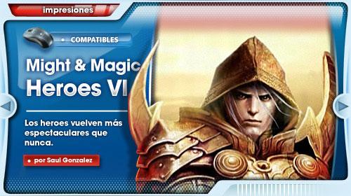 Impresiones: Might & Magic Heroes VI