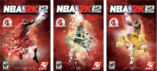 La santísima trinidad en la portada del mejor juego de Basket