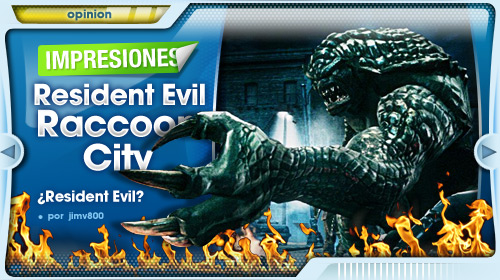 Impresiones Resident Evil Racoon City