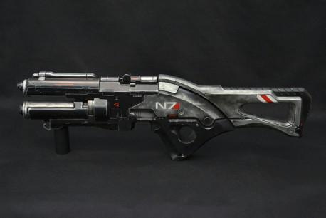 Amarás esta arma por encima de todas las cosas
