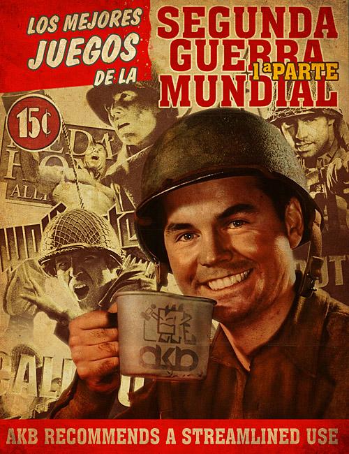 [Opinión] Los mejores juegos de la Segunda Guerra Mundial