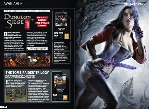 La Revista Online Oficial de Square Enix