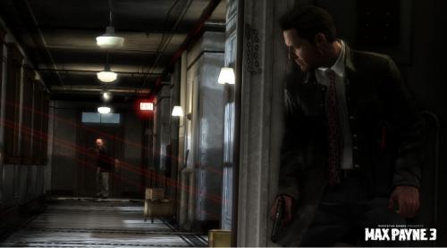 Un par de imágenes que resultan ser de Max Payne 3
