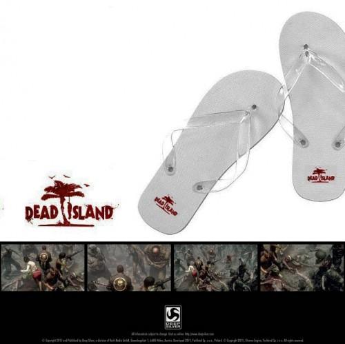 Dead Island, las chanclas y la caja metálica de la Edición Especial