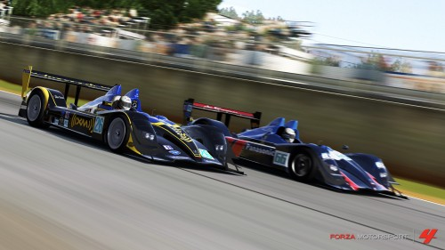 Forza 4 y las Le Mans Series