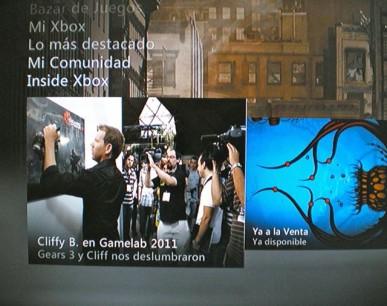 ¡Mamá, salgo en Xbox Live!