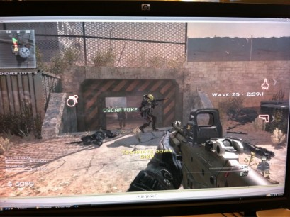 El Spec Ops survival mode de Call Of Duty: Modern Warfare 3, huele a técnicas ninja super sucias.