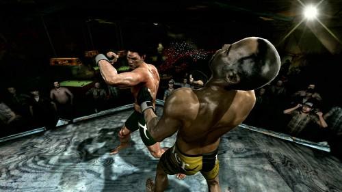 Siguen los mamporros en Supremacy MMA