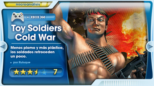 Análisis Toy Soldiers Cold War