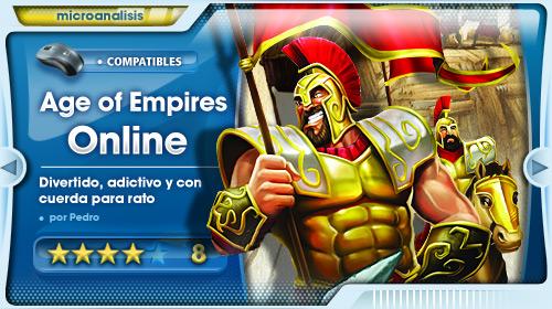 Análisis de Age of Empires Online