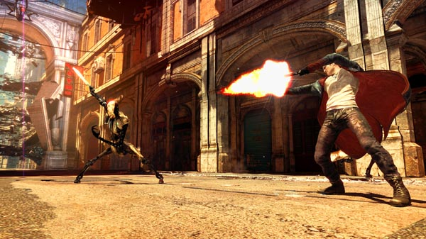[Gamescom ´11] Primer trailer con gameplay del nuevo Devil May Cry