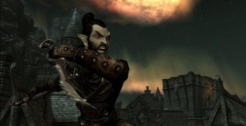 Los elfos oscuros: detalles de otra raza de Elder Scrolls V Skyrim