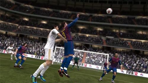 [Gamescom ´11] FIFA 12: Nuevo tráiler y fecha de la demo
