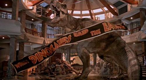 Los dinosaurios cada vez están mas cerca
