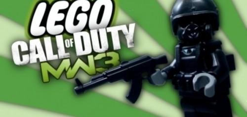 LEGO para todo, ahora Modern Warfare 3