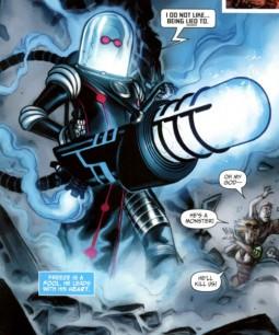 Arkham alcanzará los bajo cero: Mr Freeze llega a la ciudad.