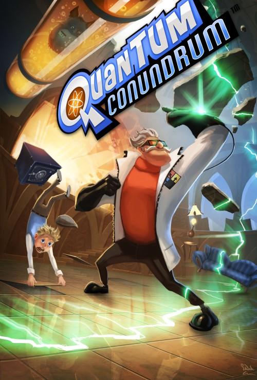 Quantum Conundrum, lo nuevo de los creadores de Portal, no me sorprende