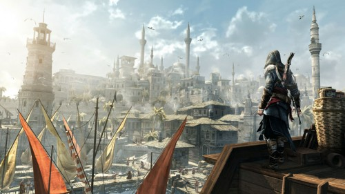 10 minutos de partida de Assassin's Creed Revelations