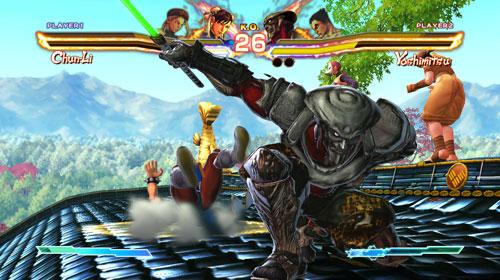 [Gamescom ´11] Más puñetes en Street Fighter x Tekken