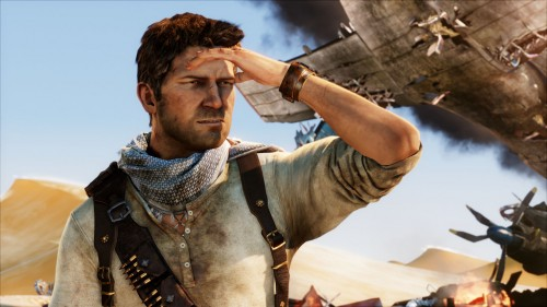 [Gamescom '11] Uncharted 3 huele a GOTY